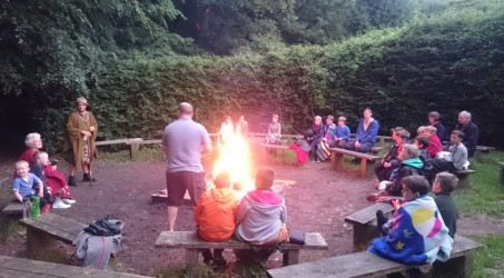 Cub Camp 2018 at Wilberforce