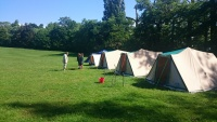 May 17 Wilberforce Camp site.JPG